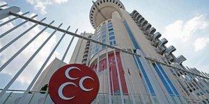 Milliyetçi Hareket Partisi 50 belediye başkan adayını açıkladı!