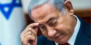 Netanyahu'ya polis şoku