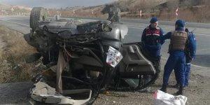 Adaylık başvurusuna giderken kazada öldü