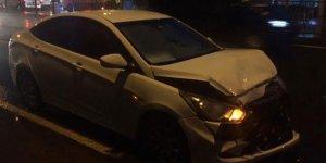 Karadağ Kültür Bakanı İstanbul'da kaza geçirdi
