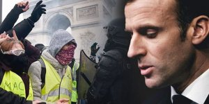Macron, yarın Sarı Yelekler ile görüşecek