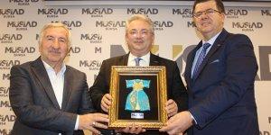 MÜSİAD Bursa'da gündem yenilenebilir enerji