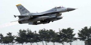 ABD'den İsrail'e F-16 resti