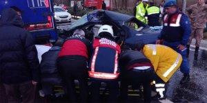 Karakol komutanı trafik kazasında hayatını kaybetti