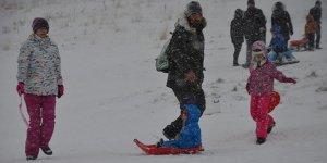 Kayakçıları tipi bile durduramadı