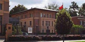 Washington Büyükelçiliği'nde FETÖ operasyonu