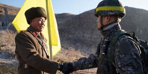 Kore'de tarihi adım