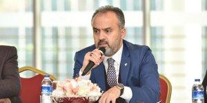 'Bursa'nın turizm kozunu etkin kullanacağız'