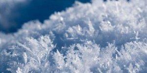 Kar aslında beyaz değilmiş!