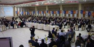 AK Parti Gürsu'da vefa buluşması