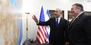 ABD'den İsrail'eSuriye güvencesi