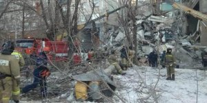 Rusya'daki gaz patlamasında ölü sayısı 37'ye çıktı