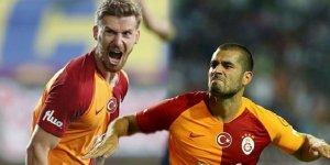 Galatasaray'da çifte ayrılık!
