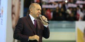 Erdoğan müjdeyi İzmir'den duyurdu