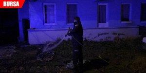 Yangında yaralanan adam kurtarılamadı