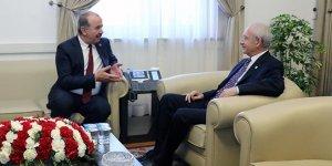 Türkyılmaz'dan Kılıçdaroğlu'na teşekkür ziyareti