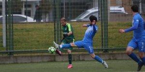 Elmasbahçe gol yağdırdı: 7-2