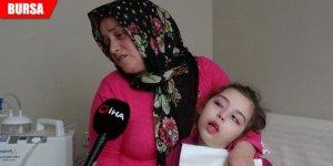 Zeytin çekirdeği küçük kızın hayatını kararttı