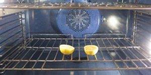 Limonları ikiye kesip fırınladığınızda...