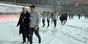 Boluspor-Galatasaray karşılaşması ertelendi