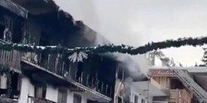 Fransa'da yangın felaketi!
