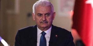 Binali Yıldırım, AK Parti İl Başkanlığı'nda