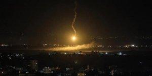 Gerilim tırmanıyor: İsrail Suriye'deki İran hedeflerini vurdu