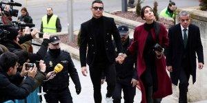 Ronaldo'ya hapis cezası