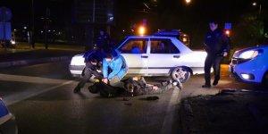 Bursa'da nefes kesen kovalamaca! Polise direnip tehdit etti