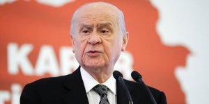 Bahçeli'den Binali Yıldırım'ın istifa kararına yorum