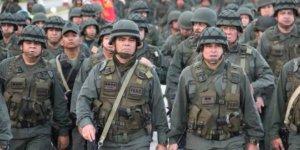 Ordudan Maduro'ya tam destek!