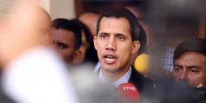Guaido'ya karşı ihtiyati tedbirler onaylandı