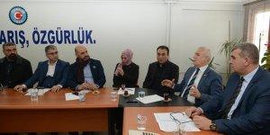 'Belediyeler sanayiye destek olmalı