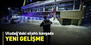 Uludağ'daki silahlı kavgada yeni gelişme