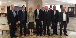 'Makedonya ile ilişkilerimiz daha da güçlenecek'