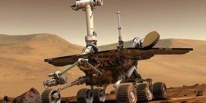 NASA Mars'taki aracıyla vedalaştı