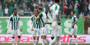 Bursaspor'da kâbus sürüyor: 0-2