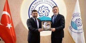 'Yenilikçi' üniversite ile işbirliği güçlenecek
