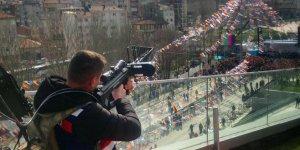 Erdoğan'ın Bursa mitingine yerli silah damgası