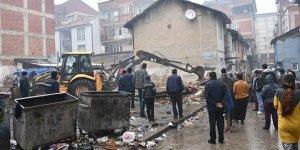 Refah Sokak'tatemizlik operasyonu