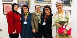 Bursalı sanatseverleri buluşturan sergi