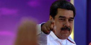 Maduro'dan orduya Kolombiya sınırında tatbikat talimatı