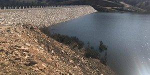 Durhasan ve Ericek göletleri su tutmaya başladı