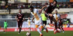 Galatasaray Hatay'da öldü öldü dirildi