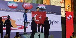 İran Salon Şampiyonası'nda beş madalya