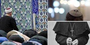 Almanya'dan din adamlarına 'dil' şartı