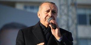 Cumhurbaşkanı Erdoğan: Bunların beyni sulanmış