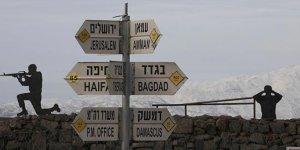 ABD: Golan Tepeleri'İsrail'in kontrolü'nde