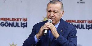 Cumhurbaşkanı Erdoğan: Seçimden sonra süratle gerçekleştireceğiz