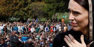Yeni Zelanda Başbakanı'ndan hadisli mesaj